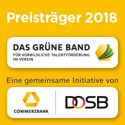 Preistäger Grünes Band 2018